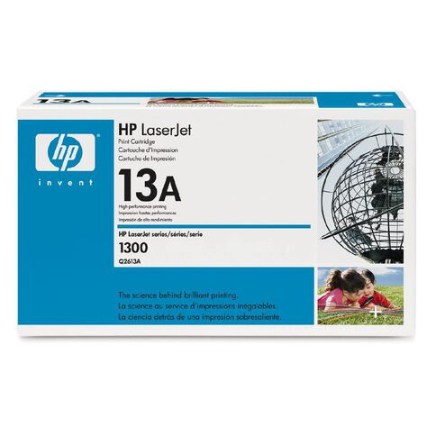 HP Toner 13A Black (2500 Pages)