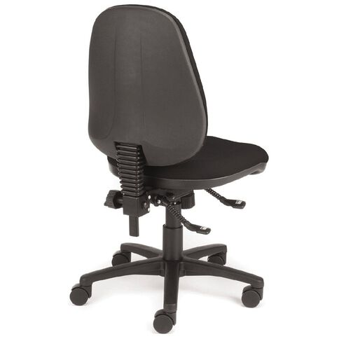 Chair Solutions Ergon Highback Chair Black