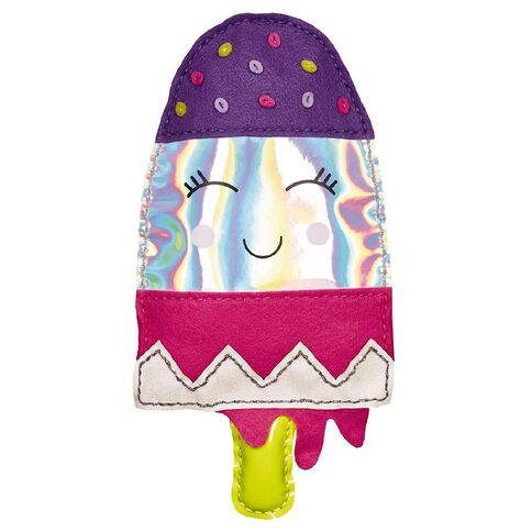 My Studio Girl Glitterati Pillow Popsicle
