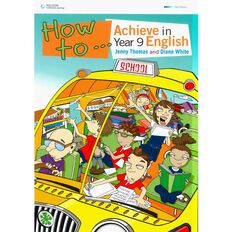 Year 9 English How To Achieve