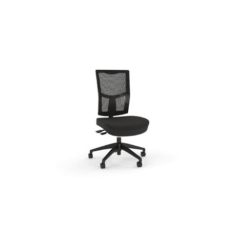 Chairmaster Urban Mesh Chair Black