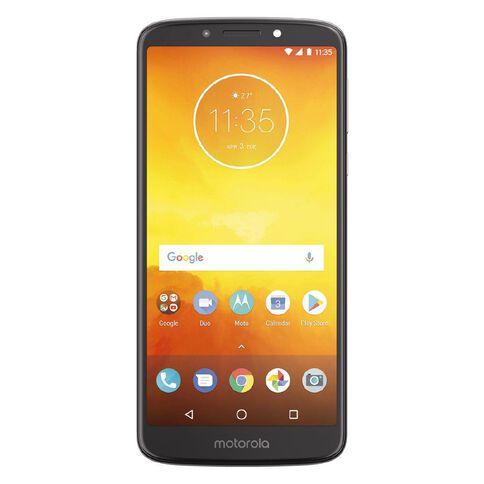Motorola Moto E5 16GB Grey
