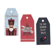 Uniti Tis The Season Tags