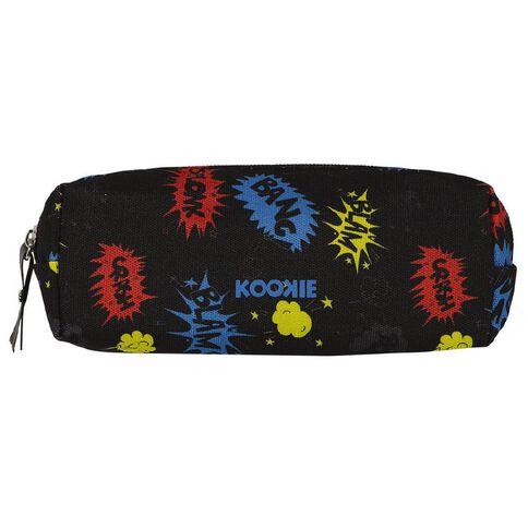 Kookie Ninja Tube Pencil Case Blue