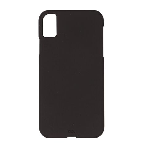Casemate Iphone X/XS Barely There Black