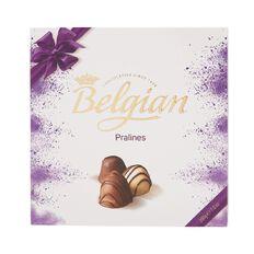 Belgian Assorted Pralines 200g