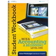 Ncea Year 11 Ncea Accounting A Beginning Workbook