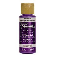 Dazzling Metallics Paint 2oz Purple