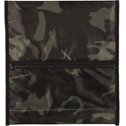 WS Book Bag Zipper Pocket 36cm x 33cm Camo