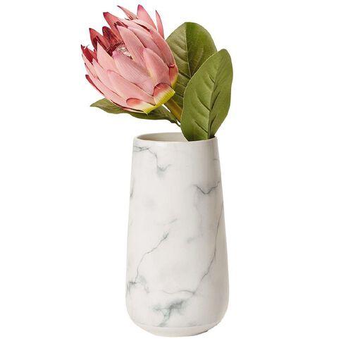 Uniti Rose Crush Marble Vase