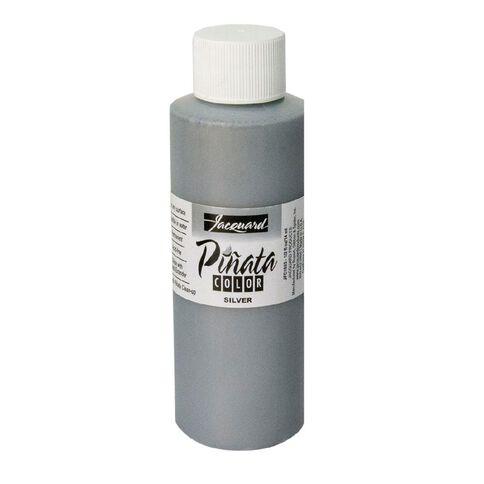 Jacquard Pinata Alcohol Ink 118.29ml Silver