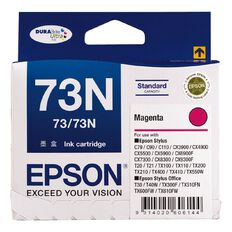 Epson Ink 73N Magenta (380 Pages)