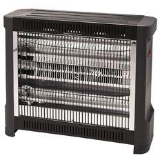 Living & Co Radiant Heater with Fan 2400W