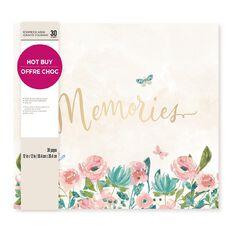 Craft Smith Album Memories 12in x 12in