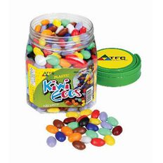 TFC Plastic Eggs 500 pieces Multi-Coloured