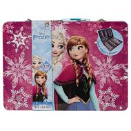 Frozen Tin Art Set 120 Pieces