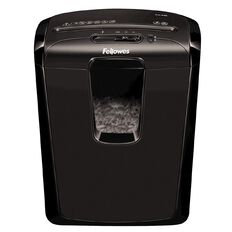 Fellowes Shredders Cross Cut 8-Sheet M8