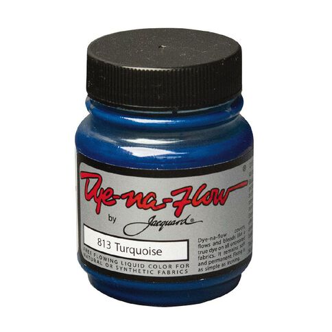 Jacquard Dye-Na-Flow 66.54ml Turquoise