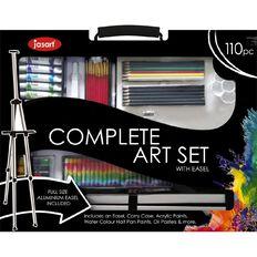 Jasart Complete Art Set 110 Piece