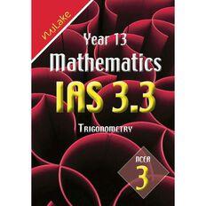 Nulake Year 13 Mathematics Ias 3.3 Trigonometry