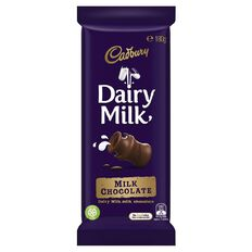 Cadbury Dairy Milk 180g