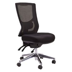 Buro Seating Metro II Highback Chair Black