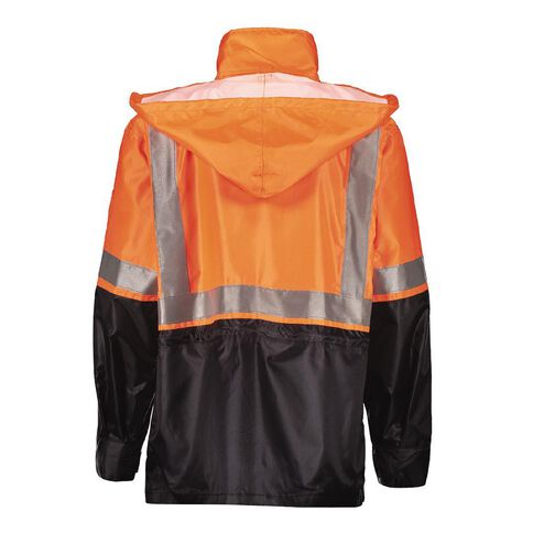 Rivet High Visibility Day & Night Compliant Jacket