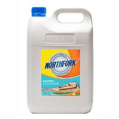Northfork Sandpit Sanitiser 5L