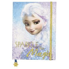 Frozen Premium Notebook Hardcover A5