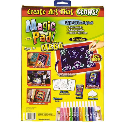 Art Magic Pad Mega