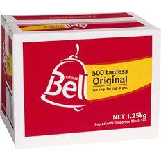 Bell Tea Bags Tagless 500 Pack
