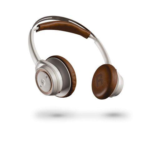 Plantronics Backbeat Sense Headset White