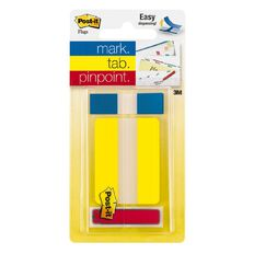 Post-It Tabs 25.4mm x 38.1mm 686-Pgot