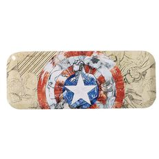 Disney Avengers Tin Pencil Case