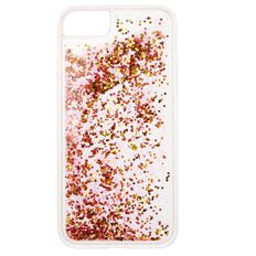 Positivity iPhone 6/7/8/SE 2020 Glitter Case