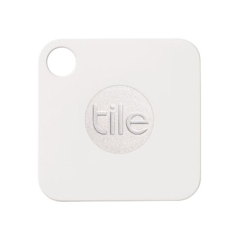 Tile Mate Bluetooth Tracker Single Pack White