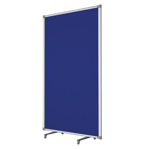 Boyd Visuals Free Standing Partition 1500H Blue