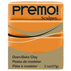 Sculpey Premo Accent Clay 57g Orange