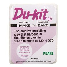 Du-kit Clay Pearl 50g