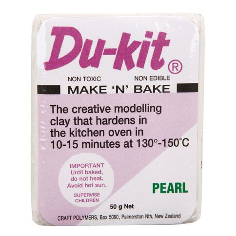 Du-kit Clay Pearl 50g