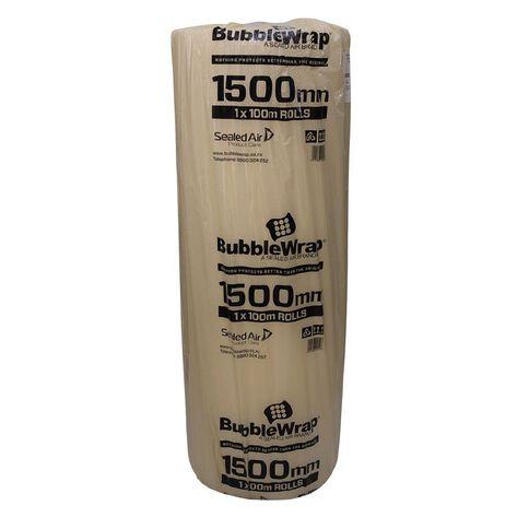 Bubblewrap Roll 1500mm x 100m 1 Roll/BDLE