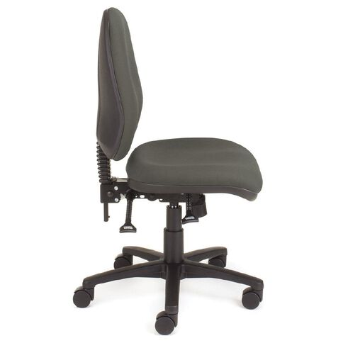 Chair Solutions Ergon Highback Chair Classic Silver