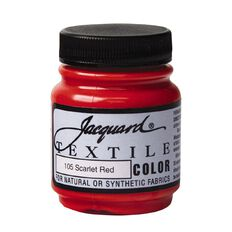 Jacquard Textile Colours 66.54ml Scarlet Red
