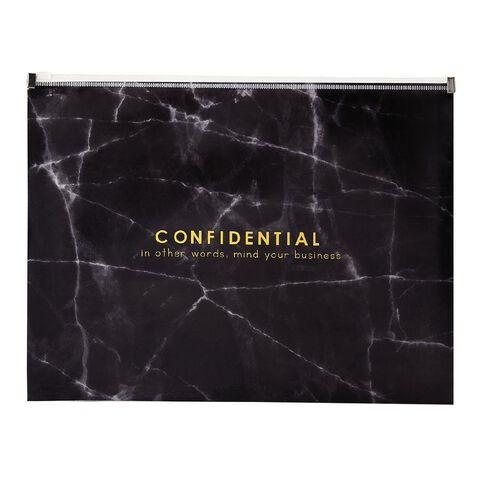 Uniti Fun & Funky Q3 Document Wallet Confidential