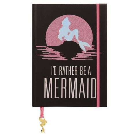 Disney Ariel Premium Notebook A5