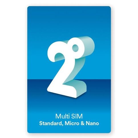 2degrees Multi SIM Swap