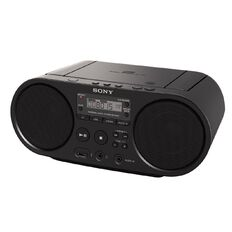 Sony CD Boombox with USB ZSPS50