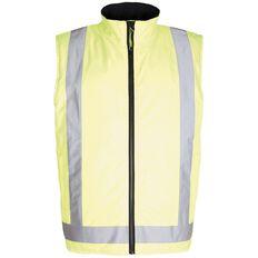 Rivet Fluoro Work Vest
