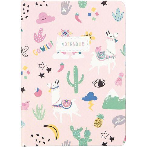 Uniti Llama PU Notebook A5