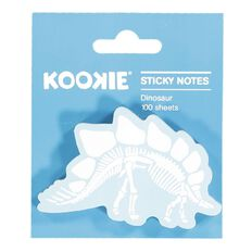 Kookie Dinosaur Sticky Notes